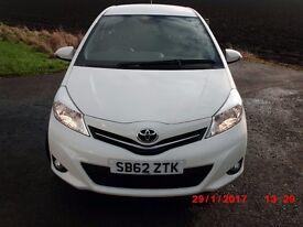 SOLD Toyota Yaris VVT-1, Alloy Wheels, Rear Tinted Windows, Good Condition, 998cc
