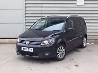 2013 Volkswagen Touran 2.0 TDI BlueMotion Tech Sport Sport MPV 5dr (7 Seats)**CHEAPEST ON NET