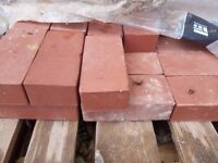 Clay Engineering Brick Class B Red Solid - Spare Bricks for Sale (18 pieces only)