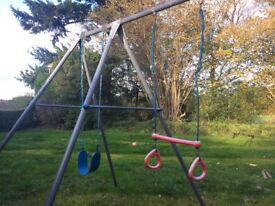 TP Activity toys swing set