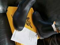 Dr Martens Occupational 8250 boots, size 12, black