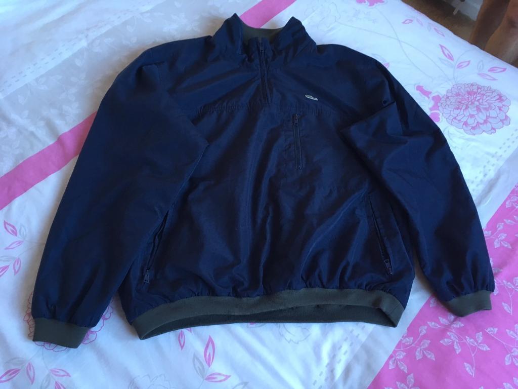 51358ef7c3e6 Men s vintage Lacoste jacket