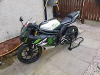 Reiju rs3 50cc moped