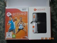Wii E A sport active 2