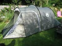 Coleman Coastline 3 Plus tent camping hiking