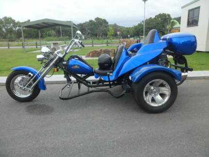 OZ Trike Buddina Maroochydore Area Preview