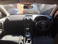 2007 Nissan Qashqai 2.0 Acenta 4WD 5dr, AUTOMATI...low milage