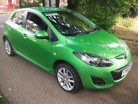 Mazda2 1.3 Tamura 5dr£3,685 2 OWNER, AA APPRVD GARAGE 2011 (60 reg), Hatchback