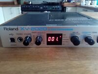Roland XV-2020 vintage synth module