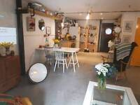 Double room hackney clapton converted warehouse for dog lover