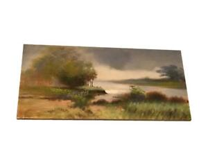 Lake Side Painting on Sale (BD-1760)