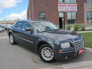 Sharp & Sporty 2008 Chrysler 300 Touring, Sold Fully Certified