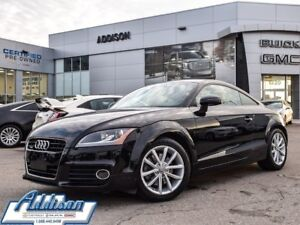 2011 Audi TT Quattro only 48,770 kms accident free
