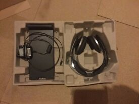 SONY DS6500 Digital Surround Wireless Headphones