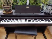CASIO CELVIANO ELECTRIC PIANO model AP38V