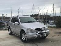 Mercedes-Benz M Class 2.7 ML 270 CDI 5drAuto New Car Forces Sale