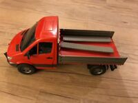 Bruder lorry MB Pick up Truck