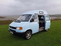 T4 Professionally converted and very well equipped. Great example of this very popular campervan