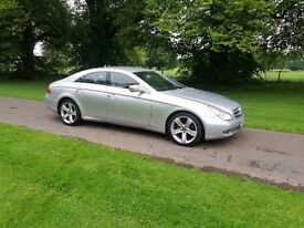 58 plate cls320cdi full mercedes history!!