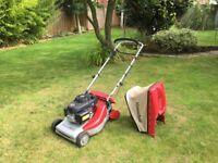 Mountfield Self Propelled Petrol Lawn Mower