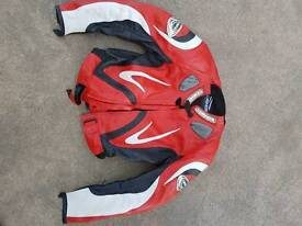 Coner 2piece motorcycle leathers quick sale