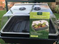Electric Propagator suitable for Greenhouse