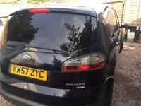 Ford s max Titanium 2.0 tdci manual