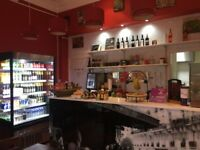 Business/Licensed cafe delicatessen for sale