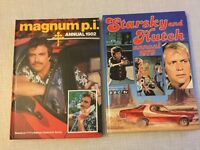 Starsky and Hutch / Magnum P.i annuals for sale