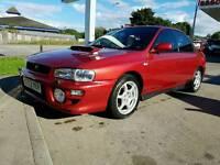 Subaru Impreza Turbo UK2000 (like WRX)