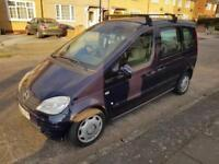 MERCEDES BENZE VANEO TREND 1.6 MPV LIMITED EDITION,03 PLATE, £525call on 07969282764