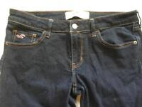 Hollister soft skinny jeans/trousers by Hollister Size 9R -8-10 prices £8