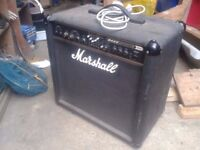 "Marshall Bass State B65 65 watt Bass guitar Combo Amplifier amp,12"" speaker"
