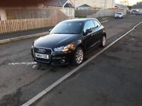 Audi A1 64 plate