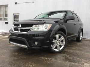 2012 Dodge Journey R/T, AWD, 7 PASS, LEATHER, SUNROOF.