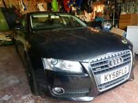 Audi a5 tfsi Quattro 4x4 9 mot 6 speed manual