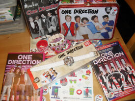 ONE DIRECTION BUNDLE.......LOT 2