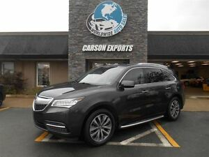 2014 Acura MDX Navigation Package! FINANCING AVAILABLE!