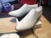 Charles & Keith Brand New White Women Shoes Size 6/39