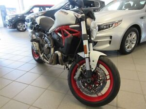 2016 Ducati Monster 821 Almost Brand New/ABS/Ride Mode/Powerful!