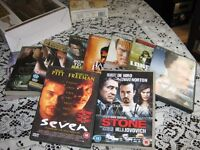 100 dvd's