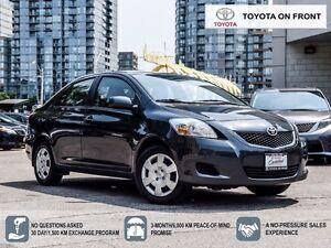 2012 Toyota Yaris Sedan Enhanced Package