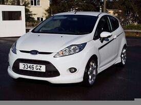 2012 Ford Fiesta Zetec-S 1.6 TDCi, City Pack, 28,000 Miles, New MOT, History, £30 Road Tax