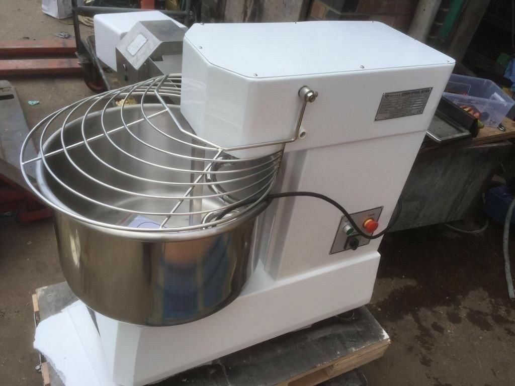 Commercial Catering 40l Spiral Dough Mixer Bakery Pizza