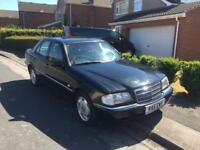 Mercedes Benz C180 Automatic W202 1997 MOT Feb 19