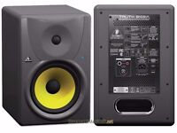 BEHRINGER TRUTH 1031A powered studio monitors