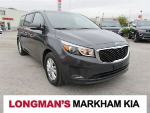 2016 Kia Sedona LX+ Power Doors Rear Camera