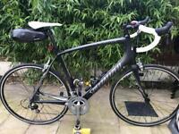 Specialized roubaix sport sl2 carbon road bike