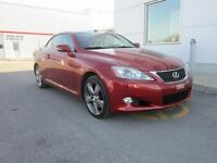 2010 Lexus IS 350C Convertible