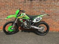 Kx 250 2006 road registerd fully restored mint may accept px not ktm sx Cr Yz rm Kxf Rmz crf yzf
